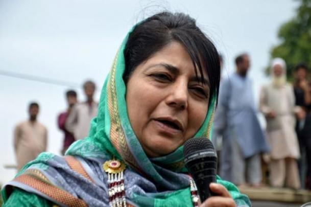 Mehbooba flies to Delhi as one more killed in Kashmir