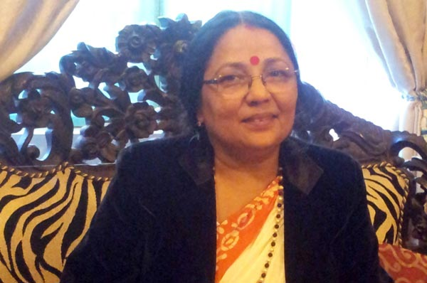 Launching Samadhan helped the activist channelize her energies for helping women