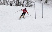 Visit Solang, which will be under a blanket of snow till March, for skiing
