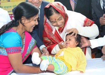 Fighting polio