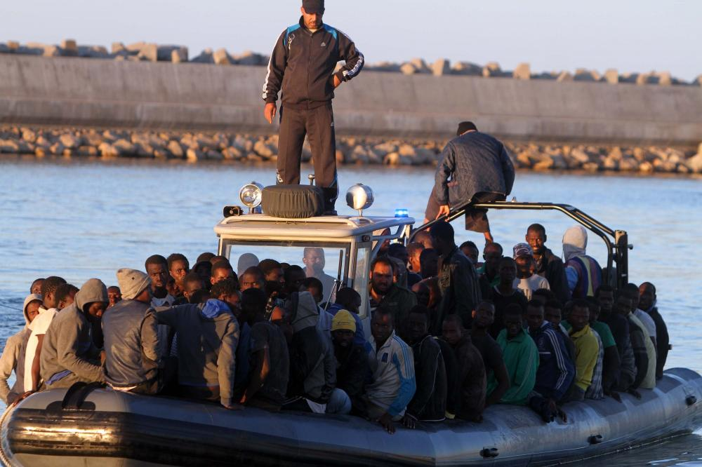 The Weekend Leader - 7 migrants killed in boat capsize off Italian waters