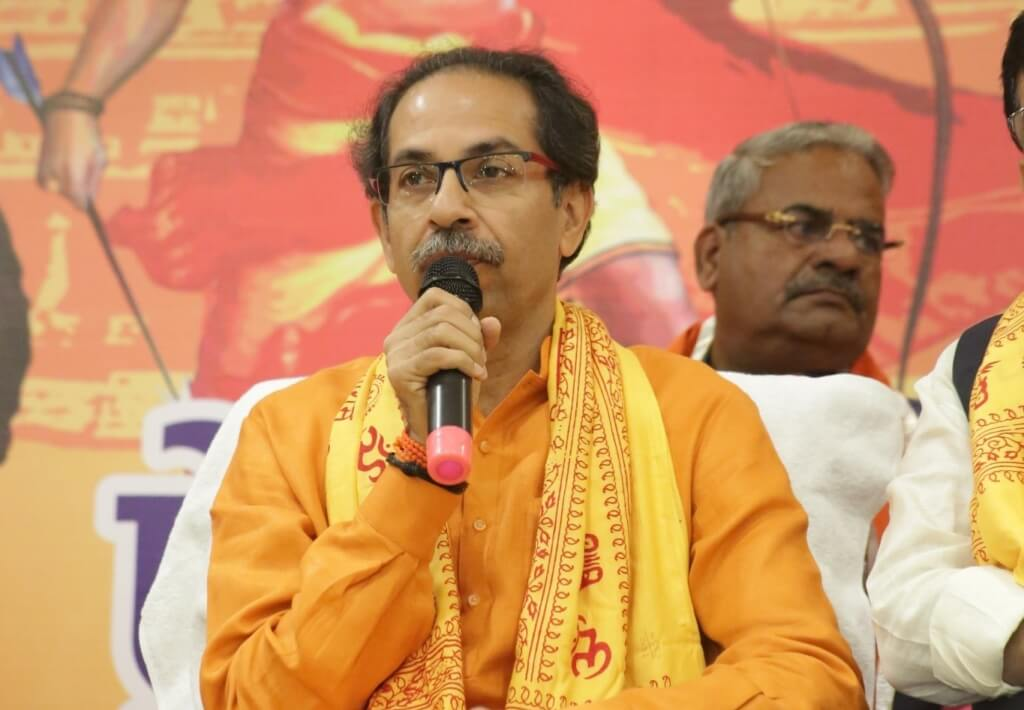 Thackeray slams demands for CBI probe in Sushant case