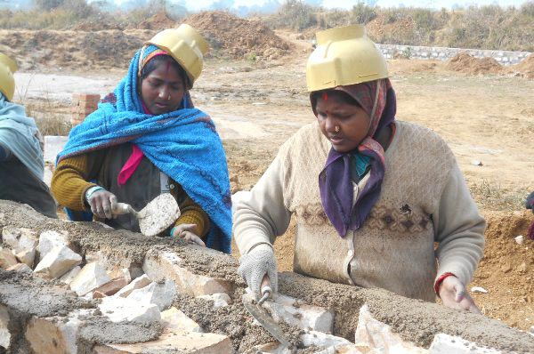 The Weekend Leader - An all-woman construction team of Pipal Tree Ventures