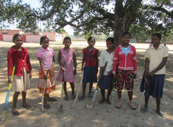 The Weekend Leader - Girls of Sundargarh, a tribal district, strive hard to play hockey for India | Culture | Sundargarh