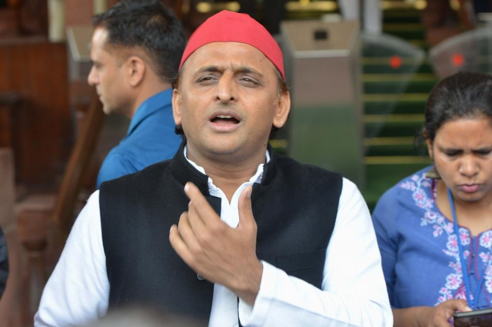 The Weekend Leader - Akhilesh must apologise for vaccine remark: UP Deputy CM
