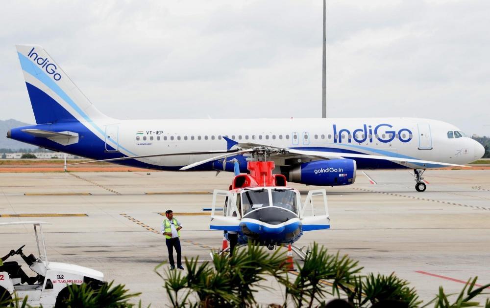 The Weekend Leader - IndiGo introduces door-to-door baggage transfer service