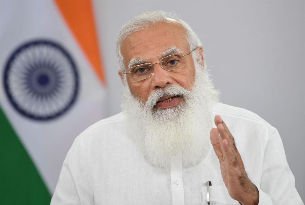 The Weekend Leader - Northeast BJP MPs meet Modi, blame Cong for politics over border dispute