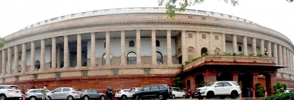The Weekend Leader - Oppn continues protest in LS, adjourned thrice