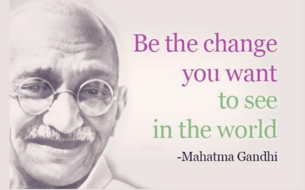 The Weekend Leader - Gandhi Jayanti: B-Town remembers the Mahatma on his 151st birth anniversary