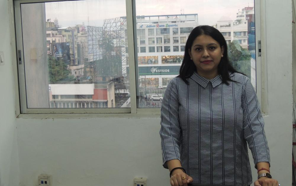 The Weekend Leader - Akriti Verma   Founder, AKV Wall Putty, Renaissance Industry