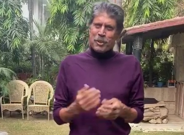 Fit-looking Kapil Dev kills rumours of death with new video