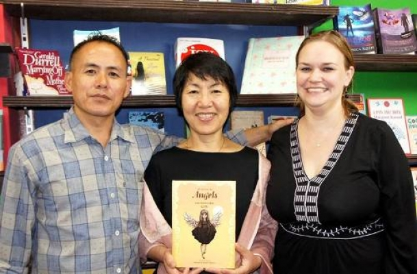 Novelist from Nagaland took to writing to escape 'the hostile atmosphere'