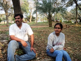 An IT couple reboots farming practices to ensure that workers do not logout