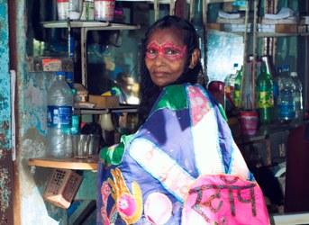 Speaking saris
