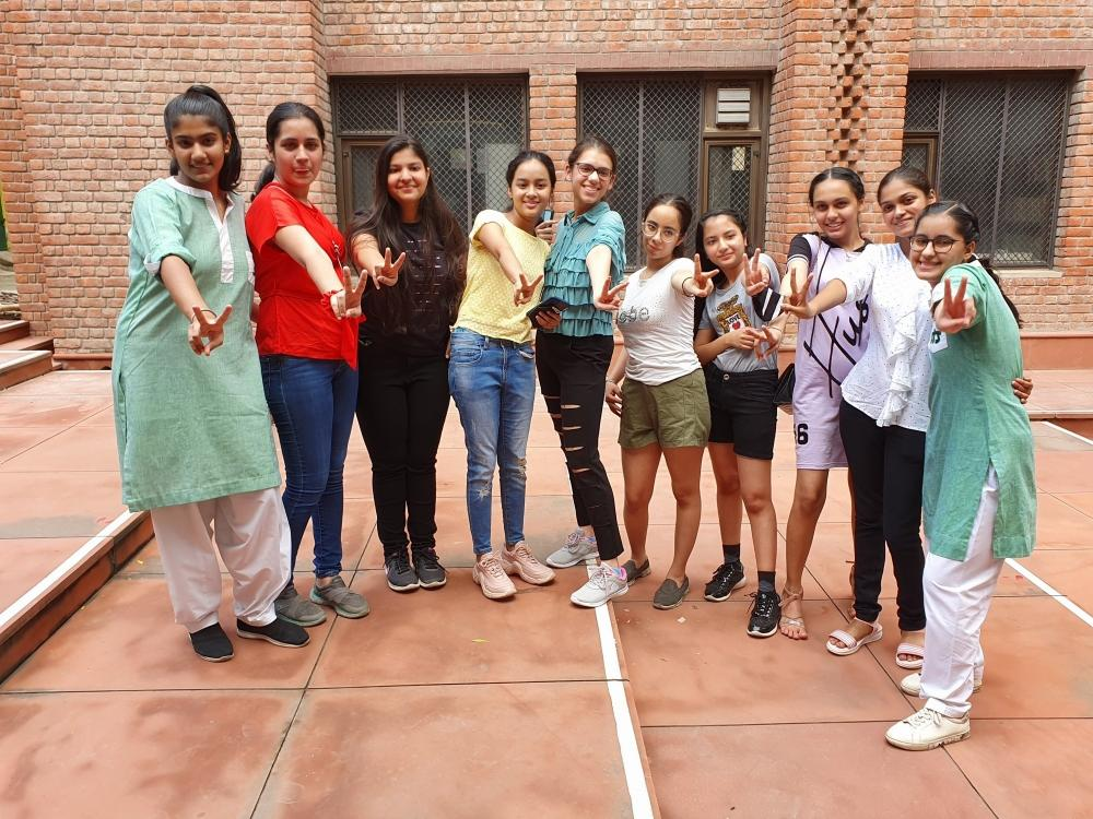 The Weekend Leader - CBSE class 10 results out, 99.04% students declared passed