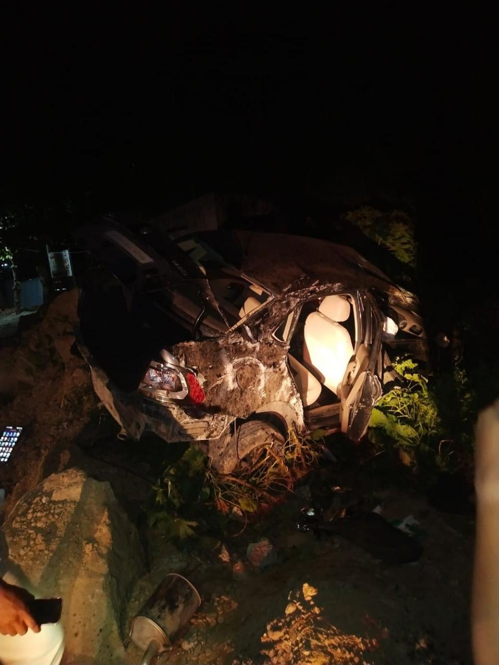 The Weekend Leader - Hyd pub owner, manager among 3 held for drunk driving accident