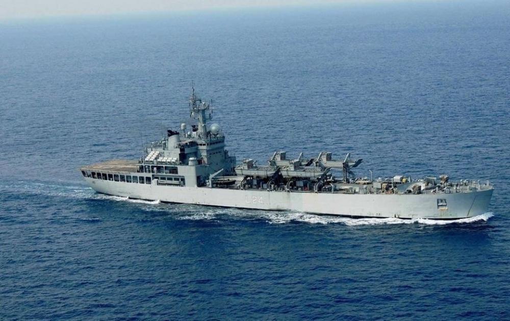 The Weekend Leader - Navy captain dies in paramotoring mishap in Karnataka