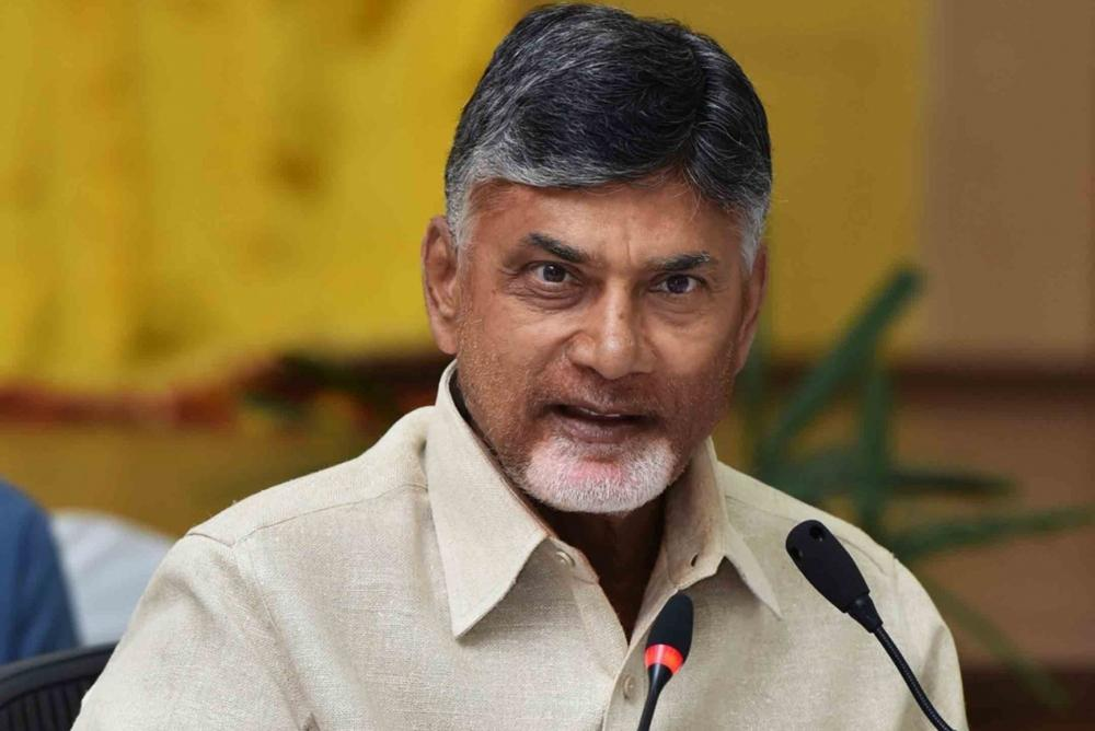 The Weekend Leader - Naidu repeatedly lied about 'Polavaram project' height: YSRCP