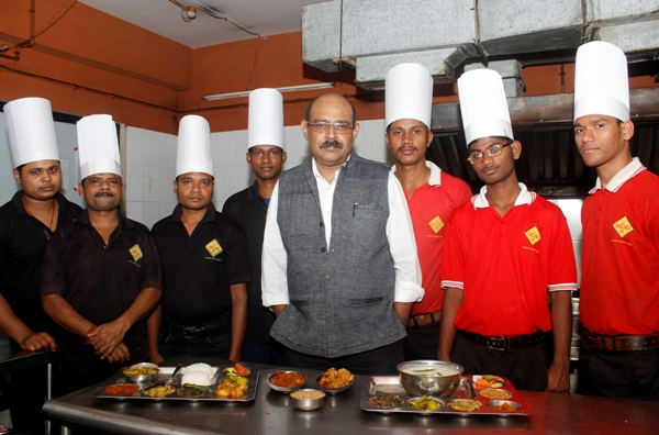 The success story of an entrepreneur who started a restaurant chain serving traditional Odiya food