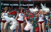 Three cheers for Indian culture, say IPL's foreign cheerleaders