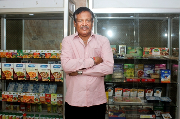 He Lost heavily two times, but bounced back to build Rs 250 Crore turnover business