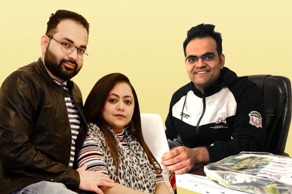The Weekend Leader - Khalid Raza Khan and Akram Tariq Khan, YourLibaas Founders' Story