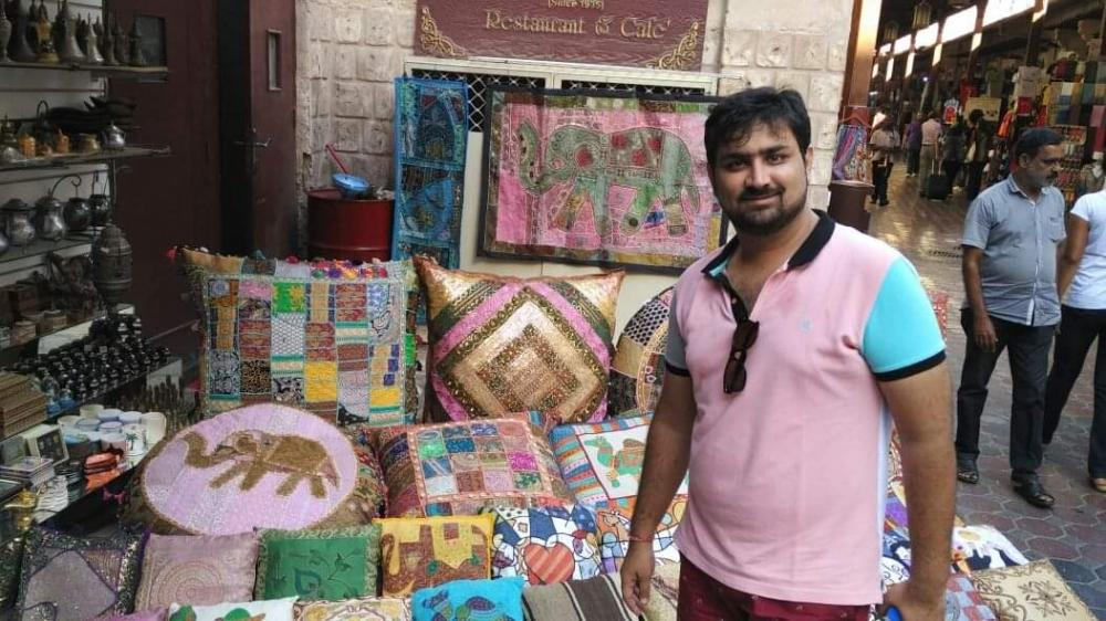The Weekend Leader - Punit Patni, Owner, Patni Enterprises, Aarohi Creations, Chaddarwalas, Jaipur