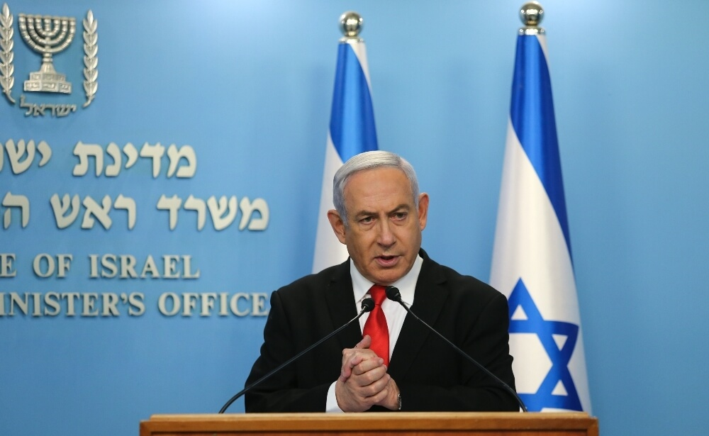 Israeli PM says West Bank annexation
