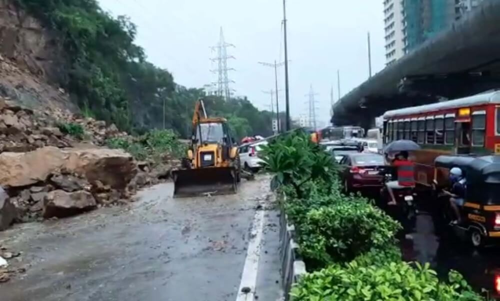 1 killed, holiday declared as rains pound Mumbai, MMR