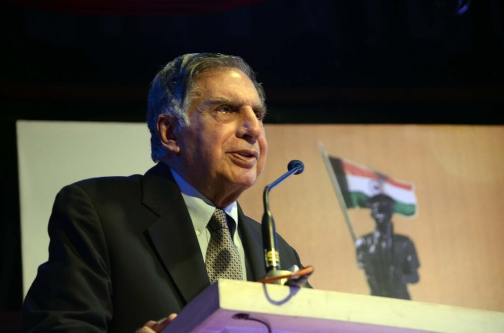Ratan Tata accuses Mistry of creating 'smokescreen' of oppression