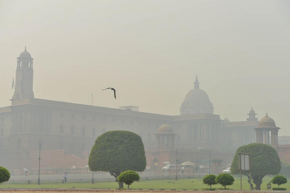 The Weekend Leader - Govt to table Air Quality Management in NCR Bill in LS today
