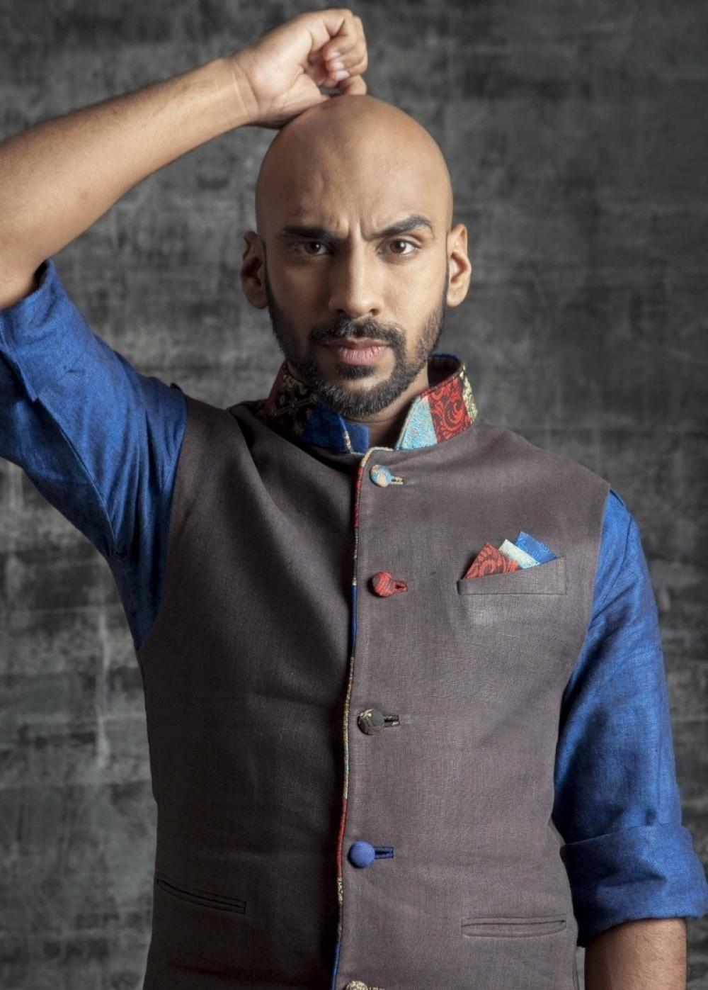 The Weekend Leader - Sahil Khattar on portraying a twisted mind