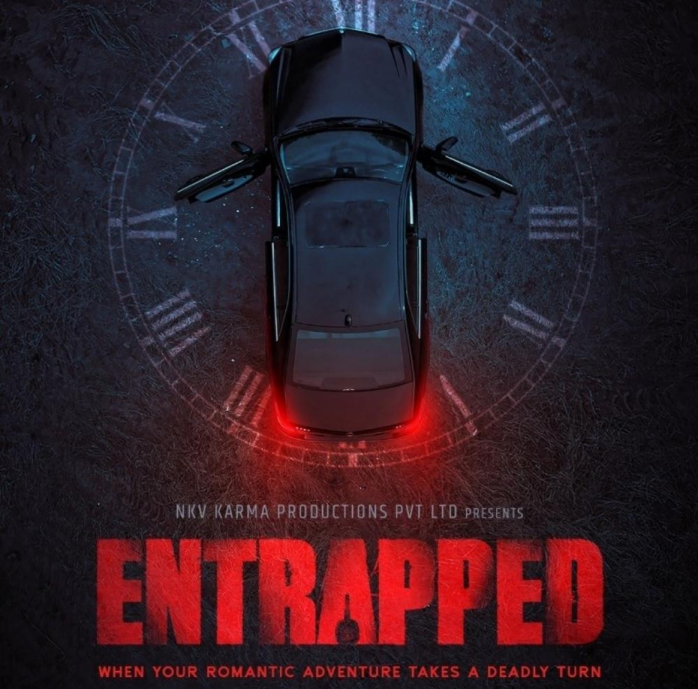 The Weekend Leader - Adhyayan Suman-thriller 'Entrapped' poster unveiled