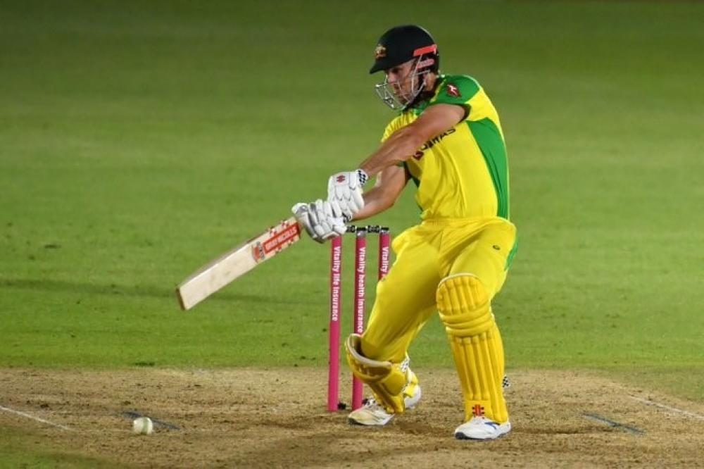 The Weekend Leader - Australia's Mitchell Marsh moves up 13 places in latest ICC T20I rankings