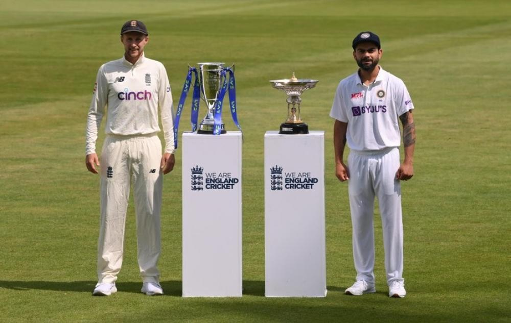 The Weekend Leader - 1st Test: England elect to bat, India include Thakur, Rahul