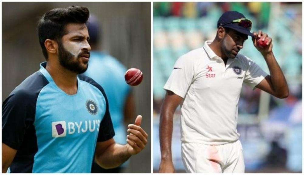 The Weekend Leader - Kohli picking Thakur over Ashwin reveals his concerns about batting