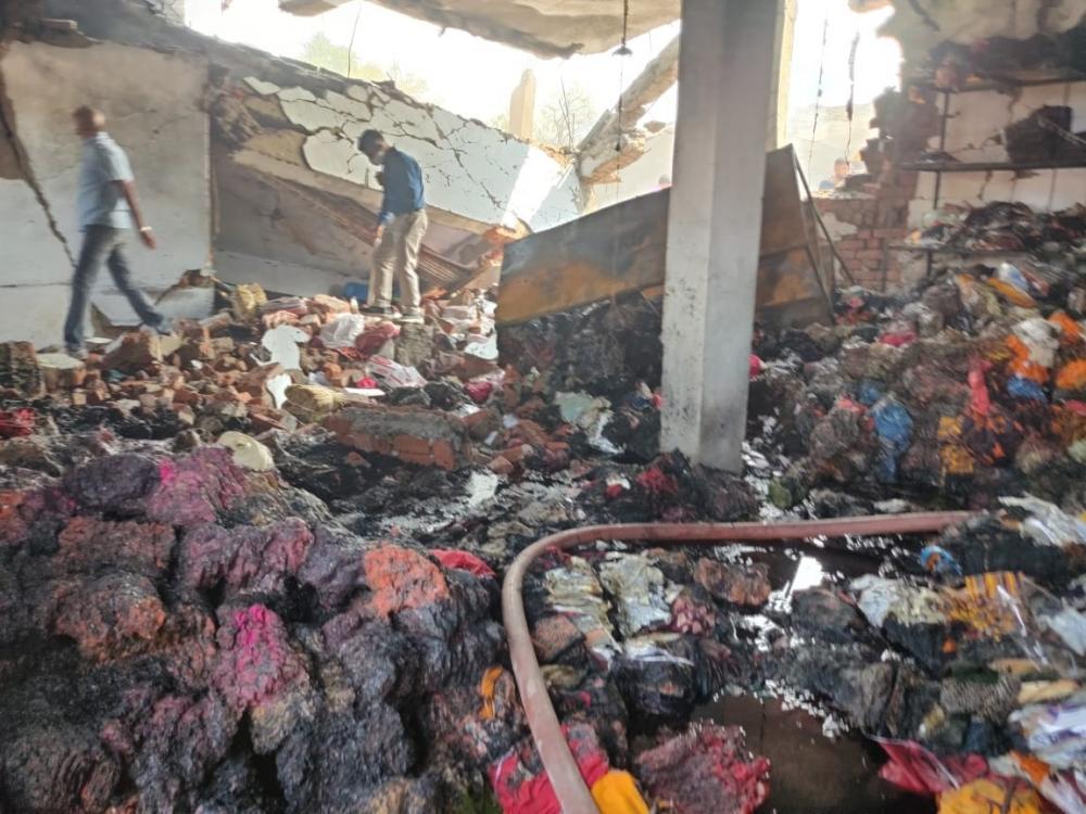The Weekend Leader - Major blast in Ahmedabad factory kills 9, CM announces relief