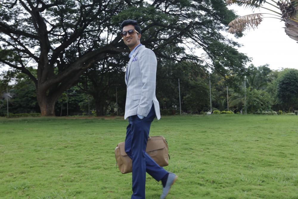 The Weekend Leader - P C Mustafa, founder, ID Fresh Food, Bengaluru