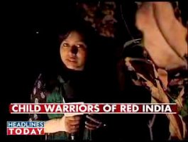 Deep inside the Naxal heartland to bring out the truth about child soldiers
