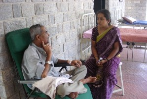 The Weekend Leader - Karunashraya | Kishore Sundar Rao | Palliative Care Bangalore