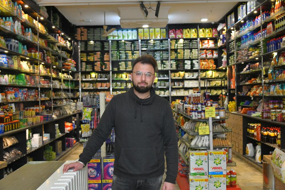 The Weekend Leader - Story of Vaibhav Agrawal, Indian Kiryana Store Company, KS Zaayka, Chai India