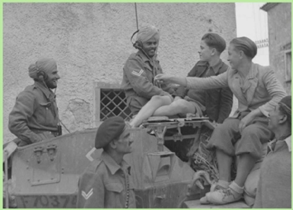 The Weekend Leader - Army chief to pay homage to World War II Indian heroes in Italy