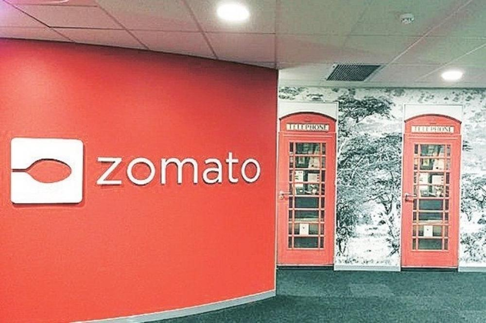 The Weekend Leader - Info Edge halves its OFS size in Zomato IPO to Rs 375 cr