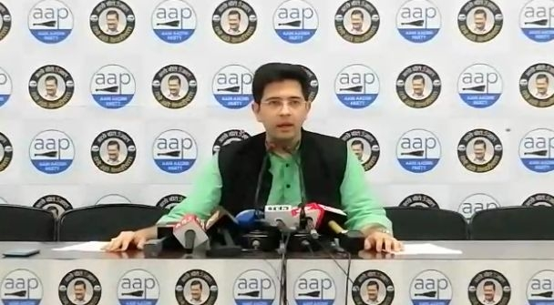 The Weekend Leader - BJP wants to replace Delhi govt prosecutors in farm protest cases: AAP