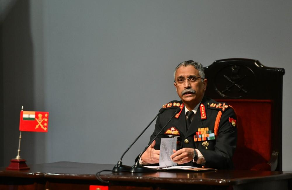 The Weekend Leader - Army Chief Gen Naravane on four-day visit to Italy and UK