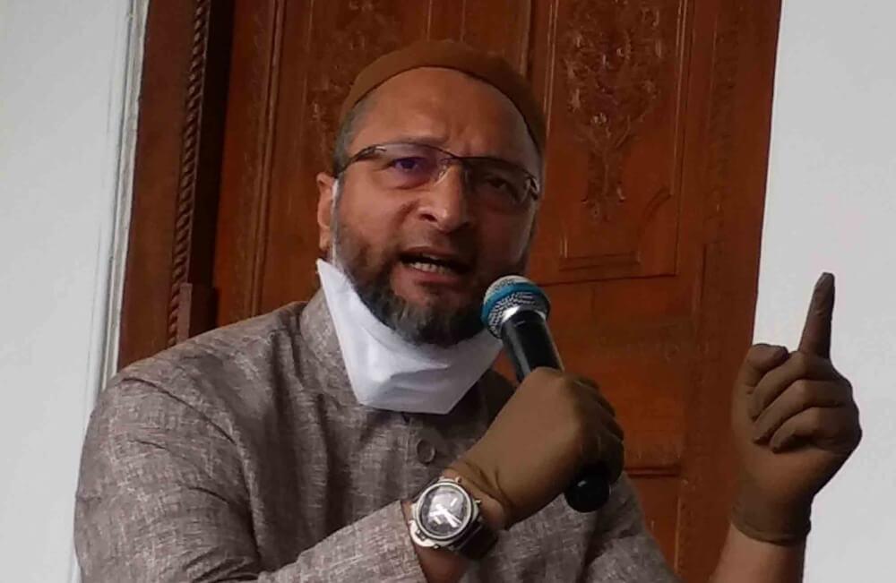 PM laid foundation stone of Hindu Rashtra: Asaduddin Owaisi