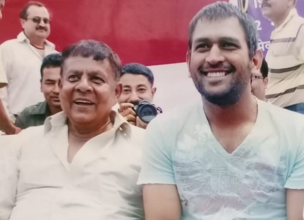 ?Dhoni's mentor recovering after being hospitalised in Ranchi