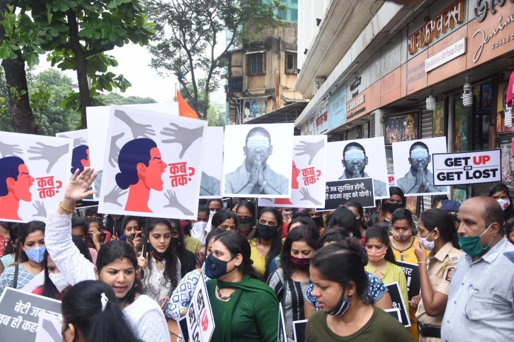 The Weekend Leader - Hathras horror: 10,000 women, groups worldwide seek justice for victim