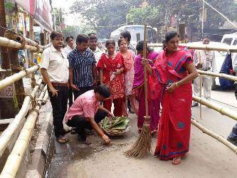 Kolkata changers