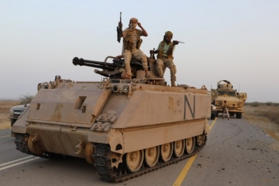 The Weekend Leader - Yemen forces capture key areas from Houthis